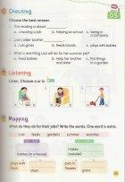 内容チェック!3: Reading Lamp 2 Student Book & Workbook