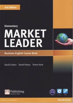画像1: Market Leader Elementary 3rd Edition Coursebook with DVD-ROM
