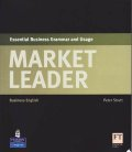 Market Leader Essential Business Grammar and Usage