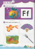 内容チェック!1: Oxford Phonics World 1 The Alphabet Student Book with Multi ROM