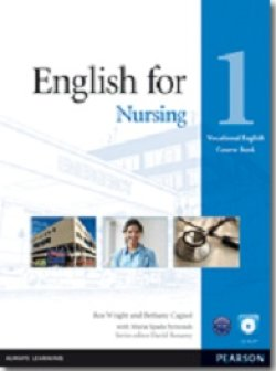 画像1: Vocational English CourseBook:English for Nursing 1