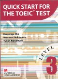 Quick Start for the TOEIC Test 3 Student Book with CD