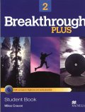 Breakthrough PLUS 2 Student Book +DSB Pack