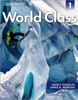 画像1: World Class Level 1 Student Book with CD-ROM