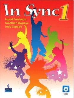 画像1: In Sync 1 Student Book with Student CD-ROM