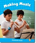 【Pearson English Kids Readers】Making Music