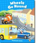 【Pearson English Kids Readers】Wheels Go Round