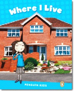 画像1: 【Pearson English Kids Readers】Where I Live