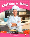 【Pearson English Kids Readers】Clothes at Work