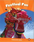 【Pearson English Kids Readers】Level3 Festival Fun