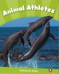 【Pearson English Kids Readers】Level4 Animal Athletes