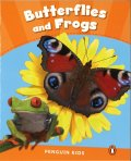 【Pearson English Kids Readers】Level3 Butterflies and Frogs