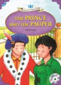 【Compass Young Learners Classic Readers】Level4:The Prince and the Pauper王子とこじき