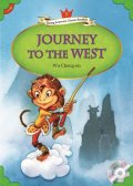 【Compass Young Learners Classic Readers】Level5: Journey to the West西遊記