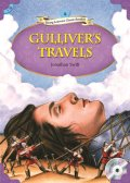 【Compass Young Learners Classic Readers】Level4:Gulliver's Travelsガリバー旅行記