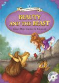 【Compass Young Learners Classic Readers】Level4:Beauty and the Beast 美女と野獣