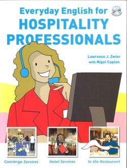 画像1: Everyday English for Hospitality Professionals Student Book w/Audio CD