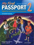 My First Passport 2nd edition 2 Student Book