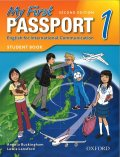 My First Passport 2nd edition 1 Student Book