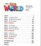 内容チェック!1: Our World 3 Student Book ,Text Only