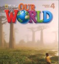 Our World 4 Student Book with CD-ROM