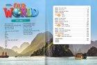 内容チェック!1: Our World 4 Student Book with CD-ROM