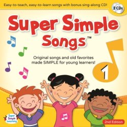 画像1: Super Simple Songs Original Series CD1 (第2版)