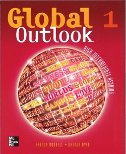 画像1: Global Outlool 2nd edition Level 1 Student Book with Audio MP3 CD