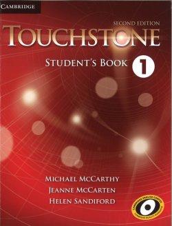 画像1: Touchstone 2nd edition level 1 Student Book