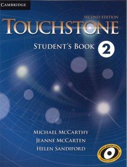 画像1: Touchstone 2nd edition level 2 Student Book