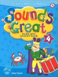 Sounds Great 4 Student Book with Hybrid CD