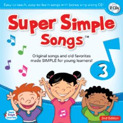 画像1: Super Simple Songs Original Series CD3 (第2版)
