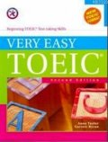 Very Easy TOEIC 2nd edition Student Book w/Removable answer key and MP3 CDs