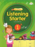 Listening Starter 2nd edition Level 1 Student Book w/Workbook and MP3 CD
