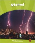 【Pearson English Kids Readers】Storm!