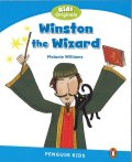 【Pearson English Kids Readers】Winston the Wizard