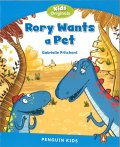 【Pearson English Kids Readers】Rory Wants a Pet