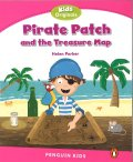 【Pearson English Kids Readers】Pirate Patch and the Treasure Map