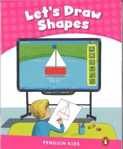 画像1: 【Pearson English Kids Readers】Let's Draw Shapes