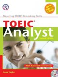TOEIC Analyst 2nd edition Student Book w/Removable answer key and MP3 CDs