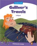 【Pearson English Kids Readers】Guliver's Travels