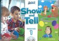 Oxford Show and Tell Level 1 Class Book and Multi ROM Pack