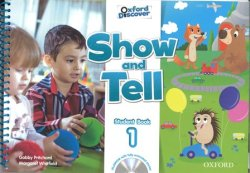 画像1: Oxford Show and Tell Level 1 Class Book and Multi ROM Pack