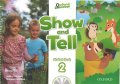Oxford Show and Tell Level 2 Class Book and Multi ROM Pack