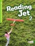 Reading Jet 2 Student Book with CD