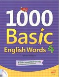 1000 Basic English Words 4 Student Book
