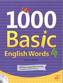 画像1: 1000 Basic English Words 4 Student Book