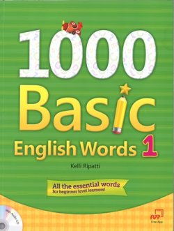 画像1: 1000 Basic English Words 1 Student Book
