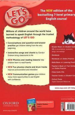 画像2: Let's Go 4th Edition level 1 Skills Book w/Audio CD