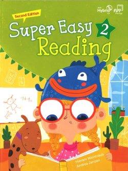 画像1: Super Easy Reading 2nd edition Level 2 Student Book